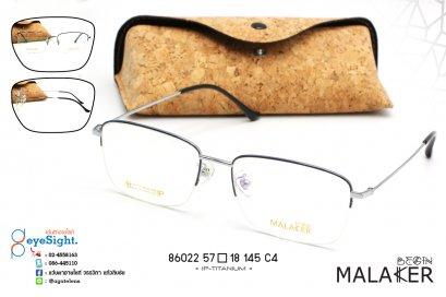 glasses MALAKER 86022 57[]16-145 C4
